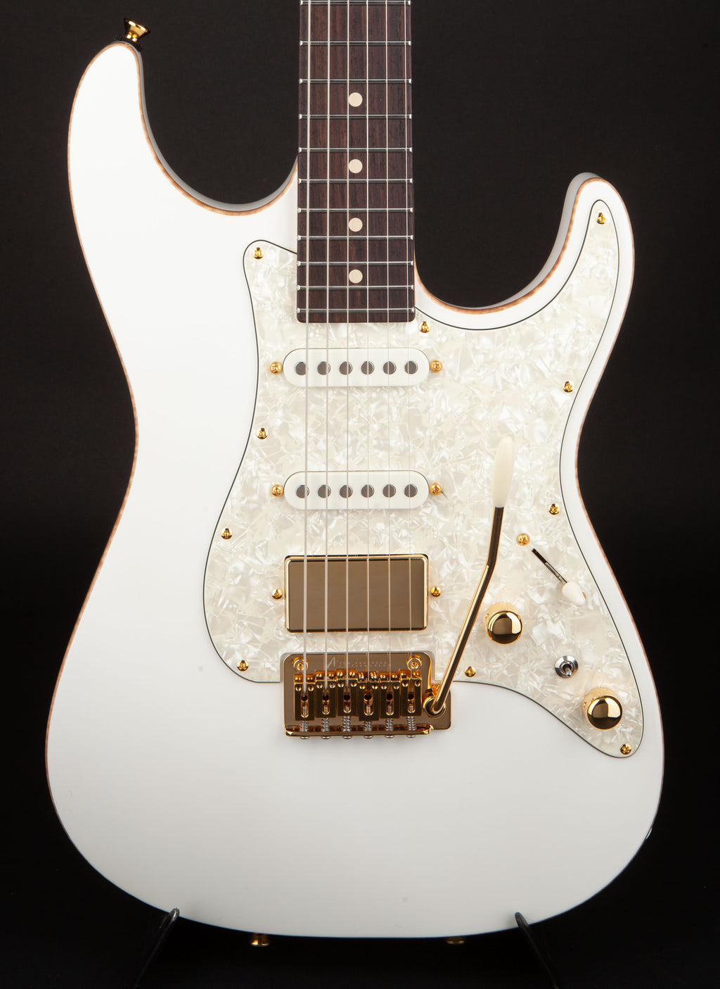 Tom Anderson: Drop Top Classic Arctic White #05-17-18A