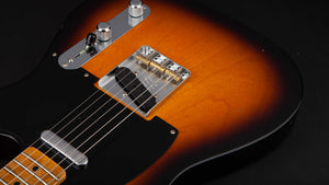 Fender Custom Shop:52 Telecaster Sunburst Journeyman #R15985