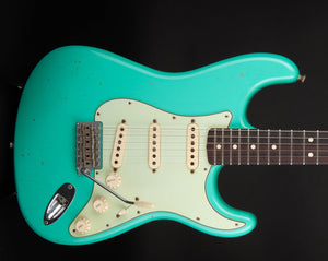Fender Custom Shop:Stratocaster 62 Journeyman Relic Sea Foam Green #R89992