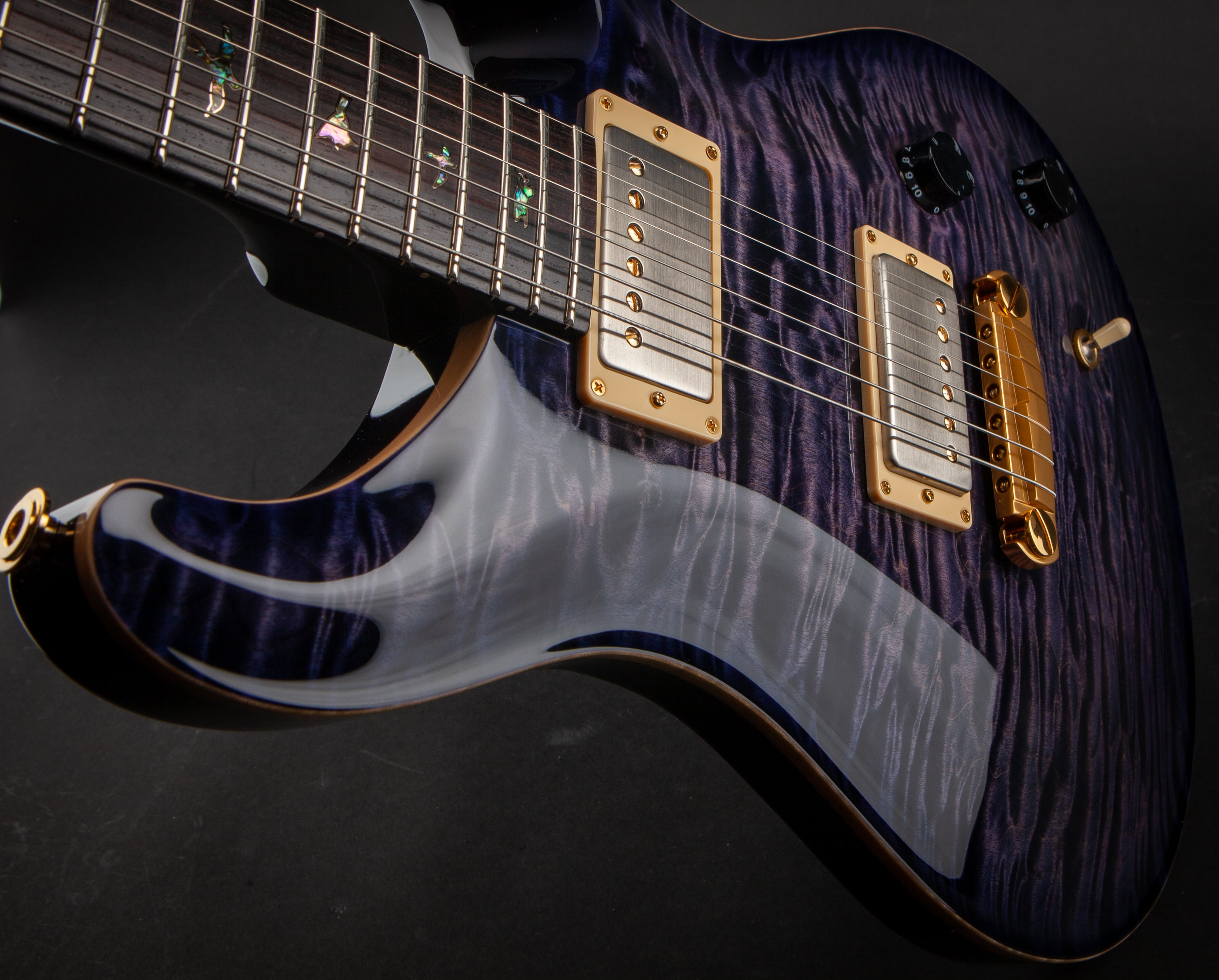 PRS Private Stock:McCarty Purple Mist #969