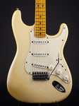 Fender Vintage Guitars:1973 Stratocaster Olympic White Maple Neck #370730