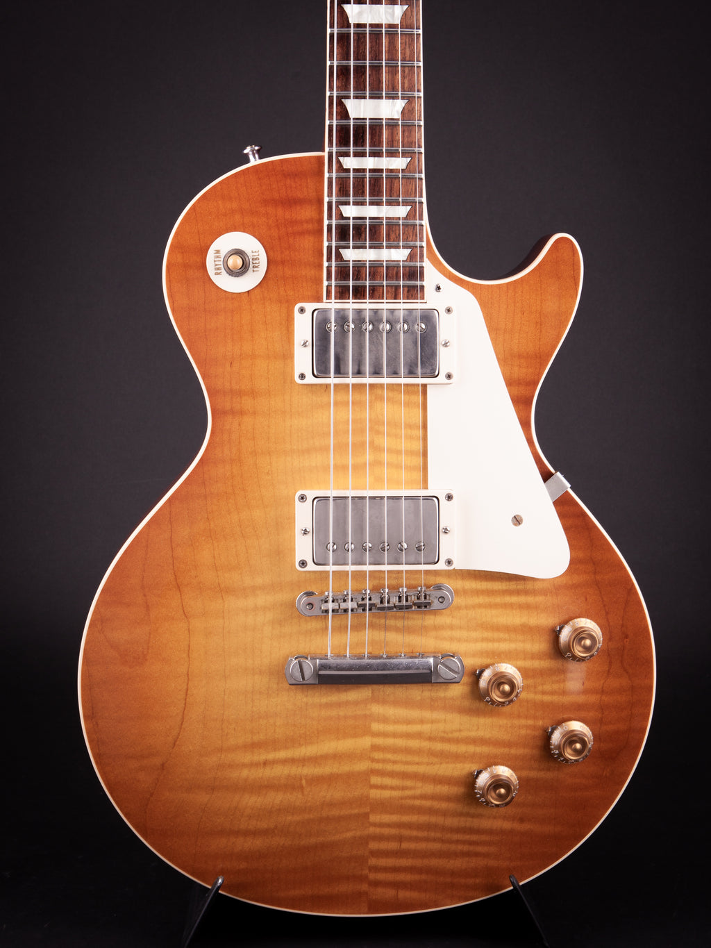 Gibson Custom Shop:Standard Historic 1958 VOS Les Paul Sunrise Tea Burst #R8 4882