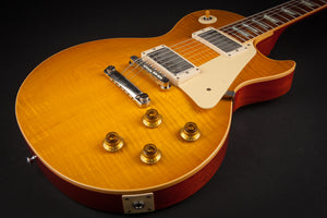 Gibson Custom Shop:Standard Historic VOS 58 Les Paul Honey Lemon Fade #881303