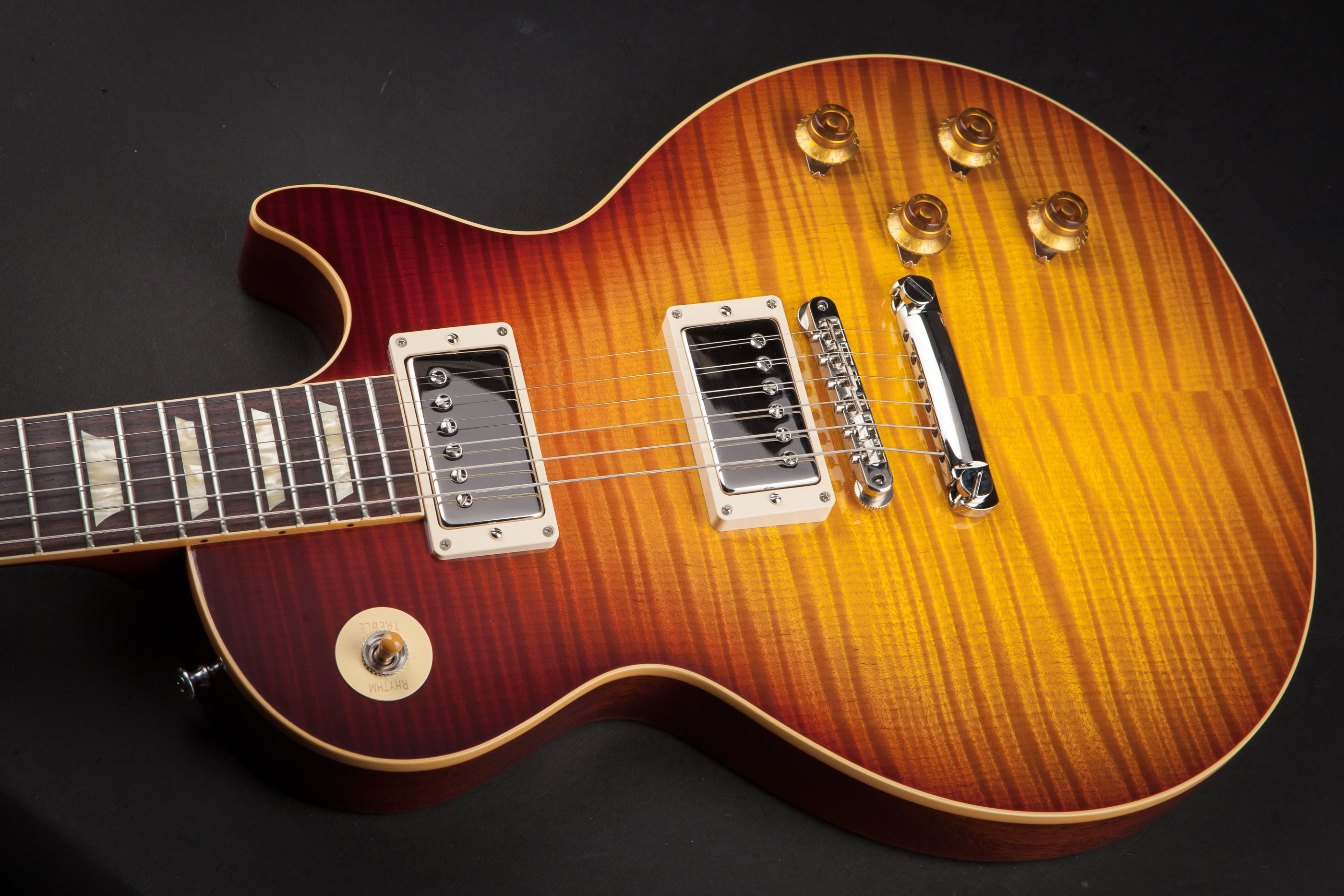 Gibson Custom Shop: Lee Roy Parnell 1959 Les Paul Standard Abilene Sunset Burst #LPR9032
