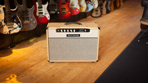Matchless Amps: Lightning 112 Combo Elk and Cream with Reverb