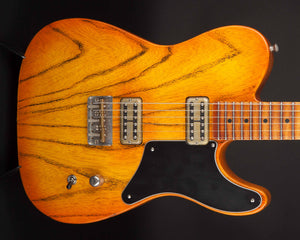 Palir Guitars:Titan Mojo Butterscotch #327810