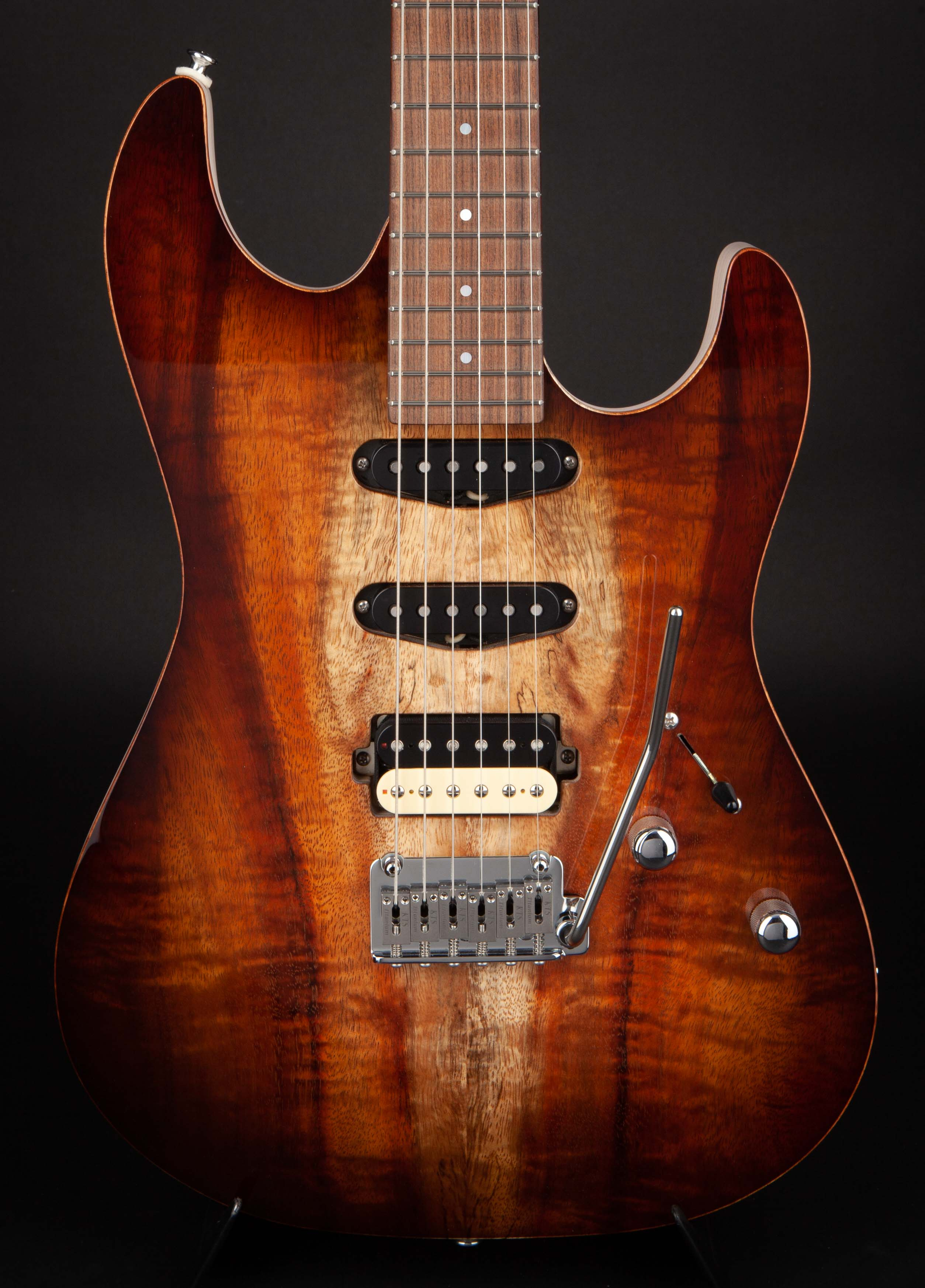 Patrick James Eggle 96 Drop Top Koa #18481