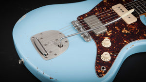 Smitty Guitars Model 3 Sonic Blue