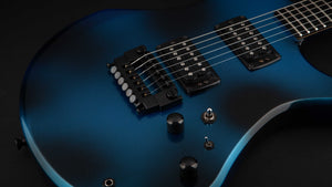 Vigier Guitars: Passion I Urban Blue #054