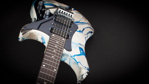 Vigier Guitars: Excalibur Original 'Rock Art' #170085