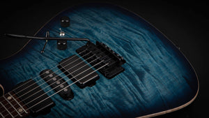 Tom Anderson: Angel Satin Arctic Blue Burst #08-15-19P