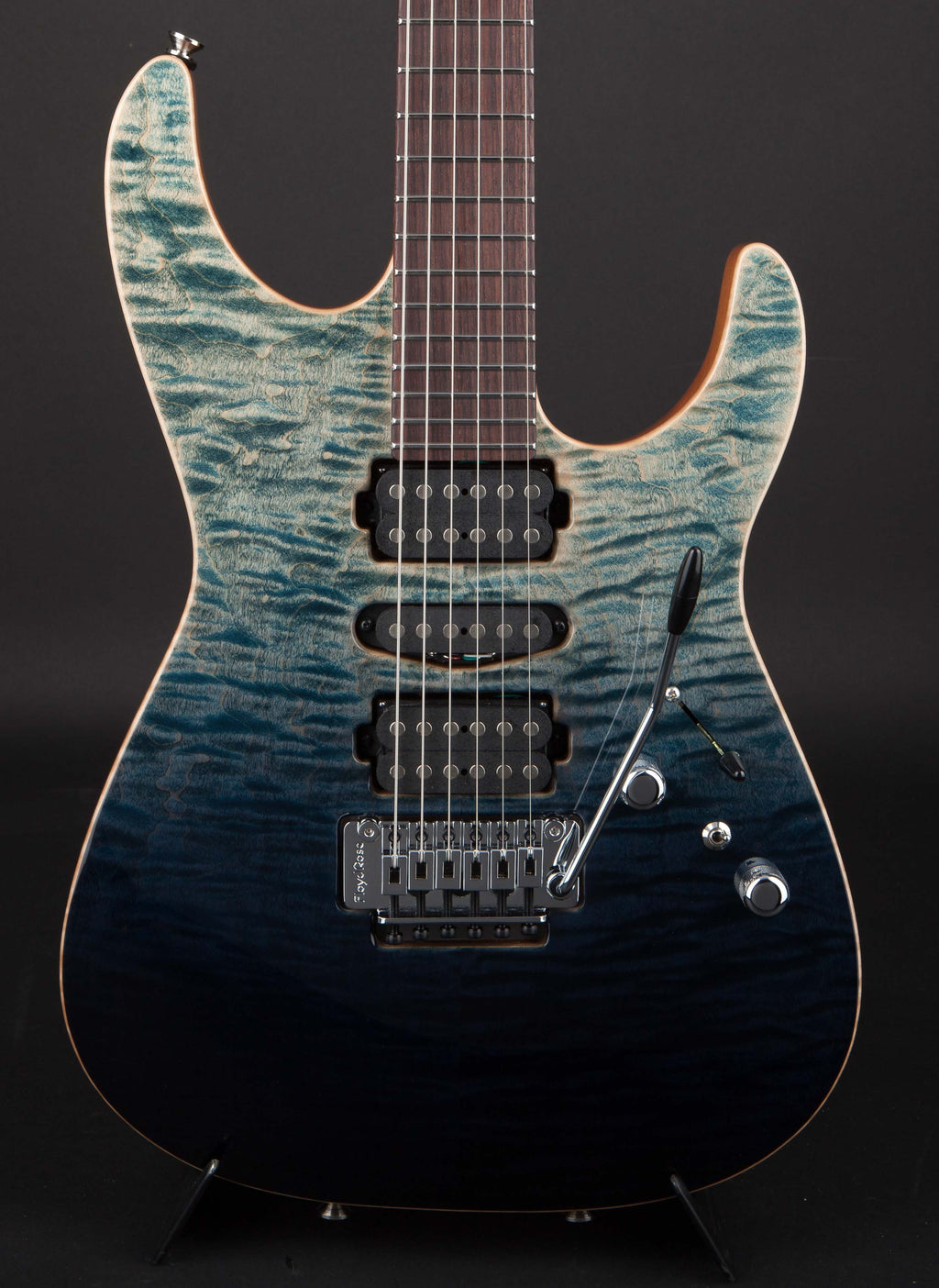 Tom Anderson: Angel Arctic Blue Surf #07-09-19A