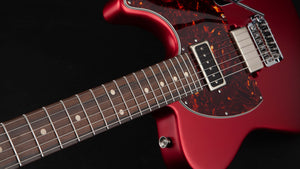 Tom Anderson: T Classic Shorty Hollow Contoured Satin Candy Apple Red #08-09-19A