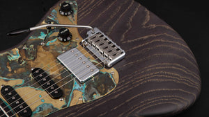 Patrick James Eggle:96 HSS Swamp Ash Black #17371