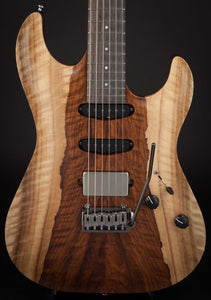 Patrick James Eggle 96 Carved Top Bay Laurel #12409