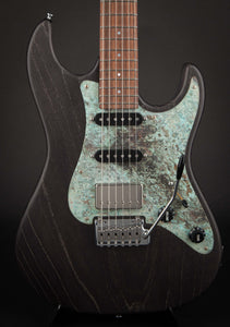 Patrick James Eggle 96 HSS Swamp Ash Black #14282