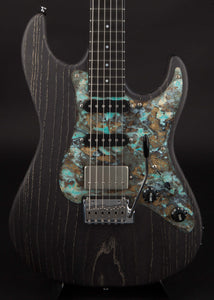 Patrick James Eggle 96 HSS Swamp Ash Black #12304