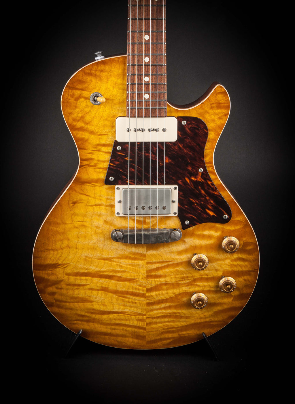 SOLD - Patrick James Eggle: Macon Special Lemon Burst #20243