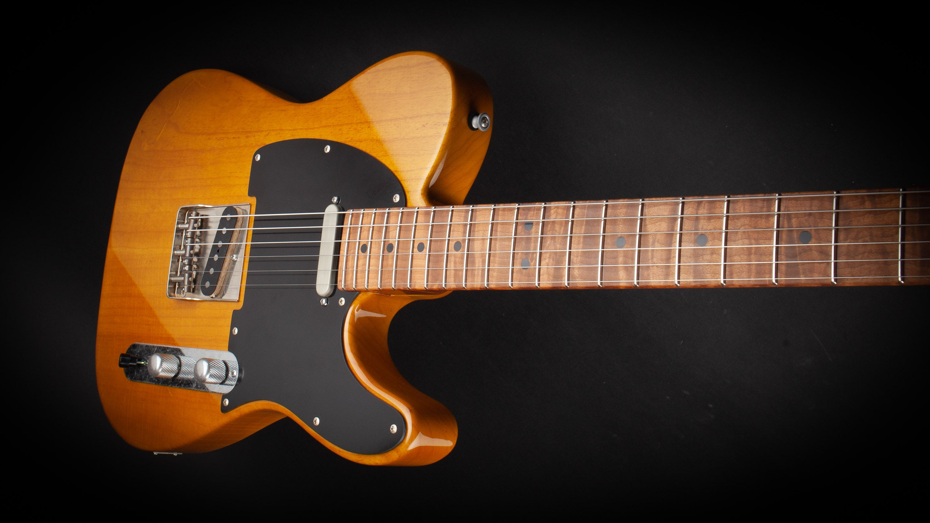 Patrick James Eggle: OZ Vintage Butterscotch 58 Nitro #30333