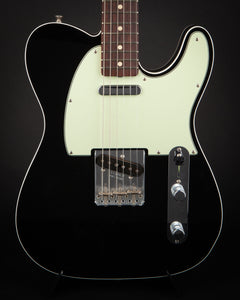 Fender Custom Shop 60 Telecaster Custom Lush Closet Classic Black #RR93973