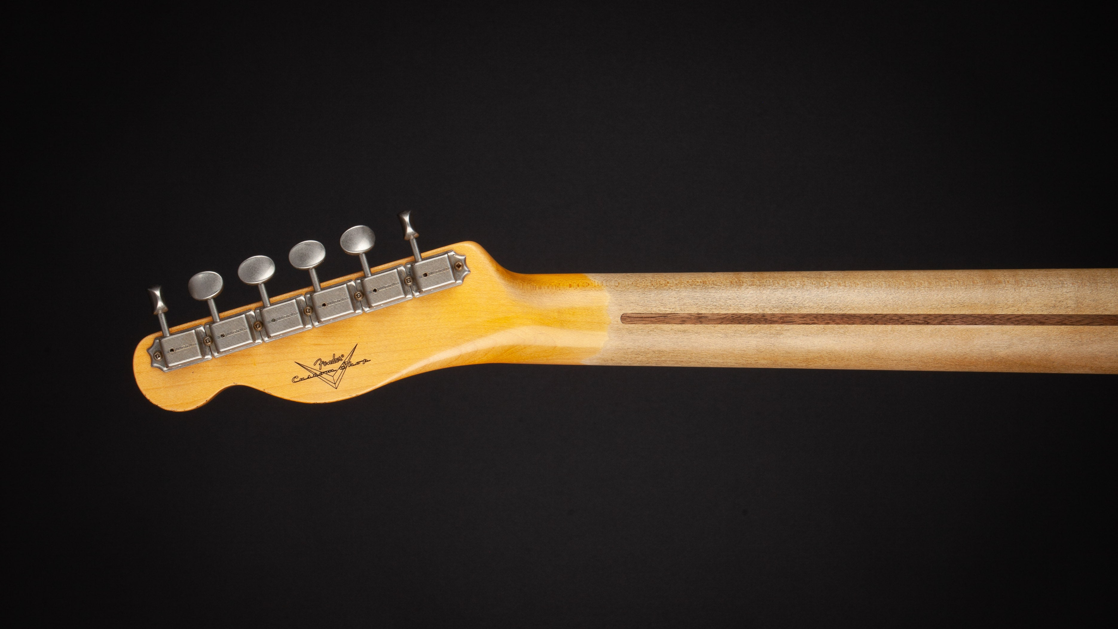 Fender Custom Shop:52 Telecaster Butterscotch Journeyman #R99598