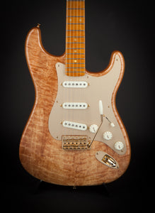 Fender Custom Shop: 2016 Artisan Strat Spalted Maple #CZ526499