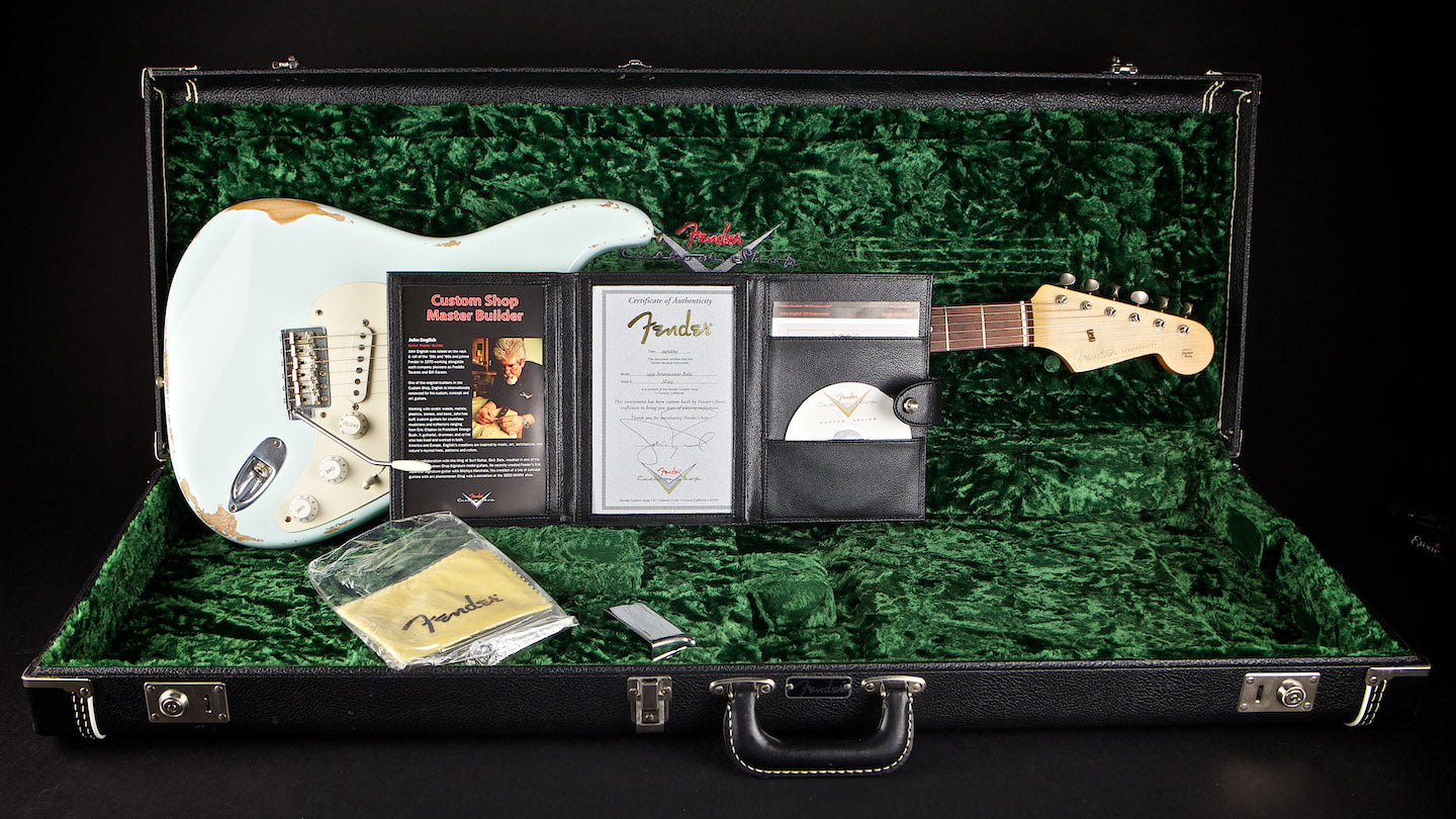 Fender Custom Shop Stratocaster John English Masterbuilt #JE035