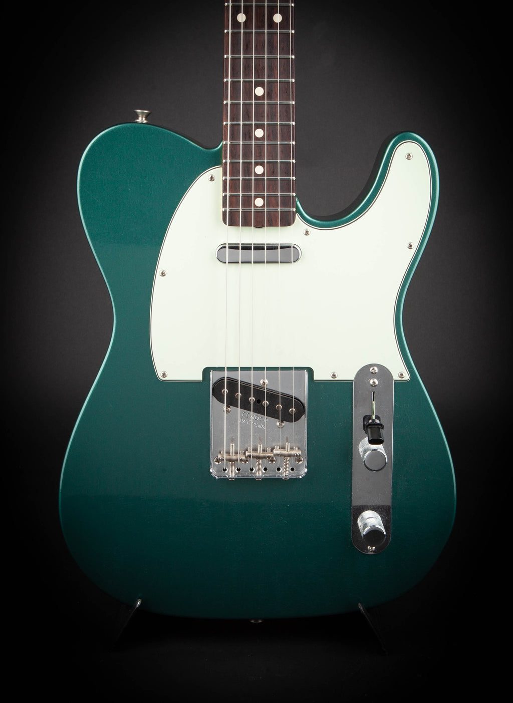 Fender Custom Shop: 60 Telecaster Sherwood Green #R92190