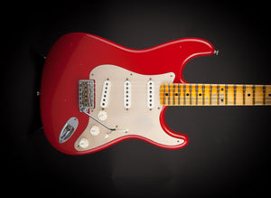 Fender Custom Shop: 57 Stratocaster Seminol Red #R91935