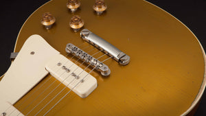 Gibson Custom Shop: 1956 Les Paul Goldtop Aged #64075