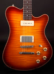 Smitty Guitars: Model 2 Amercian Walnut with Mastergrade Flame Maple Sunburst