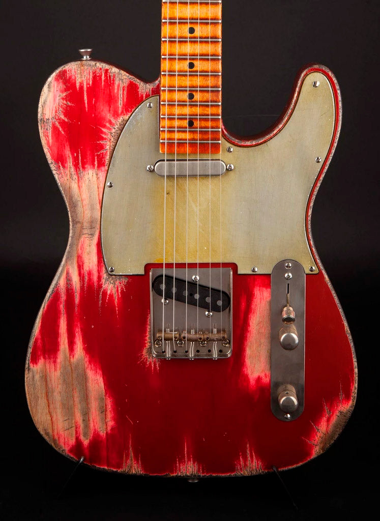 Palir Guitars:Titan Candy Apple Red #612191
