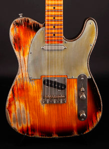 Palir Guitars:Titan Sunburst #612193