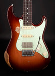 Patrick James Eggle:96 Relic HSS Swamp Ash Sunburst #016838