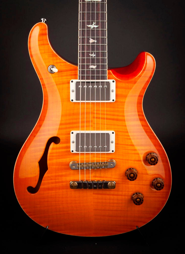 PRS Guitars:McCarty 594 Semi-Hollow McCarty Sunburst #0270083