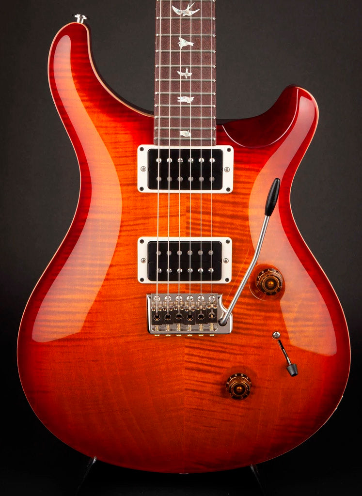 PRS Guitars:Custom 24 Dark Cherry Sunburst #256647