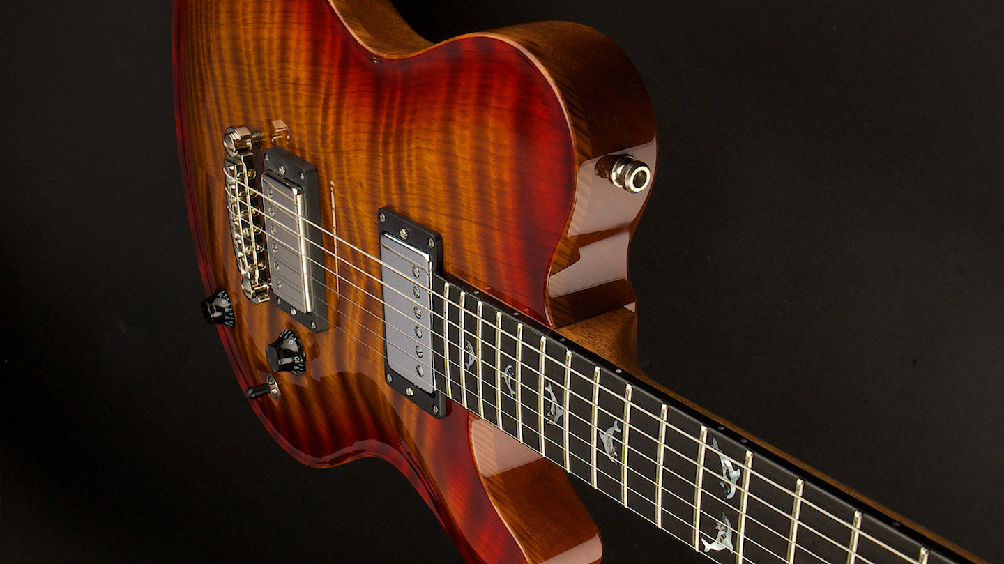 Nik Huber Exceptional Top Cherry Sunburst #41838
