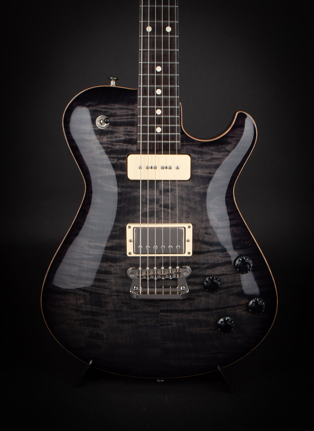 Knaggs Guitars Kenai Faded Onyx P90 Special Tier 3 #538