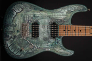 Luxxtone: El Machete $100 Bill #0133