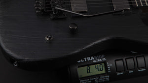Luxxtone El Machete Textured Black 'Blackout' #58