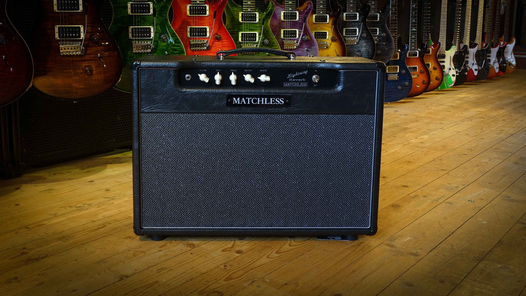 Matchless Amps Lightning 112 Combo Black With Reverb