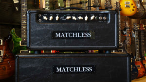 Matchless: HC30R Head with Reverb