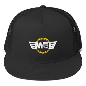 WG Brand Carrier Trucker Cap