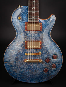Nik Huber 20th Anniversary Orca 6/10 Starry Night Burst with Brazilian Fingerboard and Parts #72626
