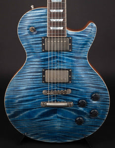 Nik Huber Orca 59 with Brazilian Fingerboard Atlantic Blue #72663