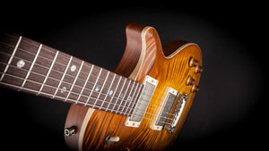 Nik Huber: Orca 10th Anniversary Double Stained Faded Sunburst 2 of 10 #93115