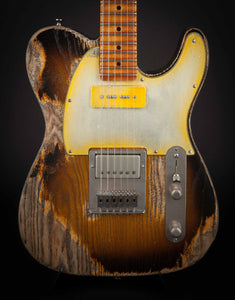 Palir Guitars Titan Sunburst #321173