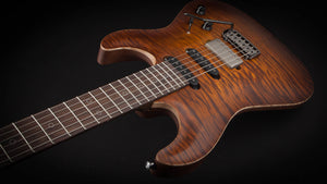 Patrick James Eggle 96 Carved Maple Top with Rosewood Neck #11374