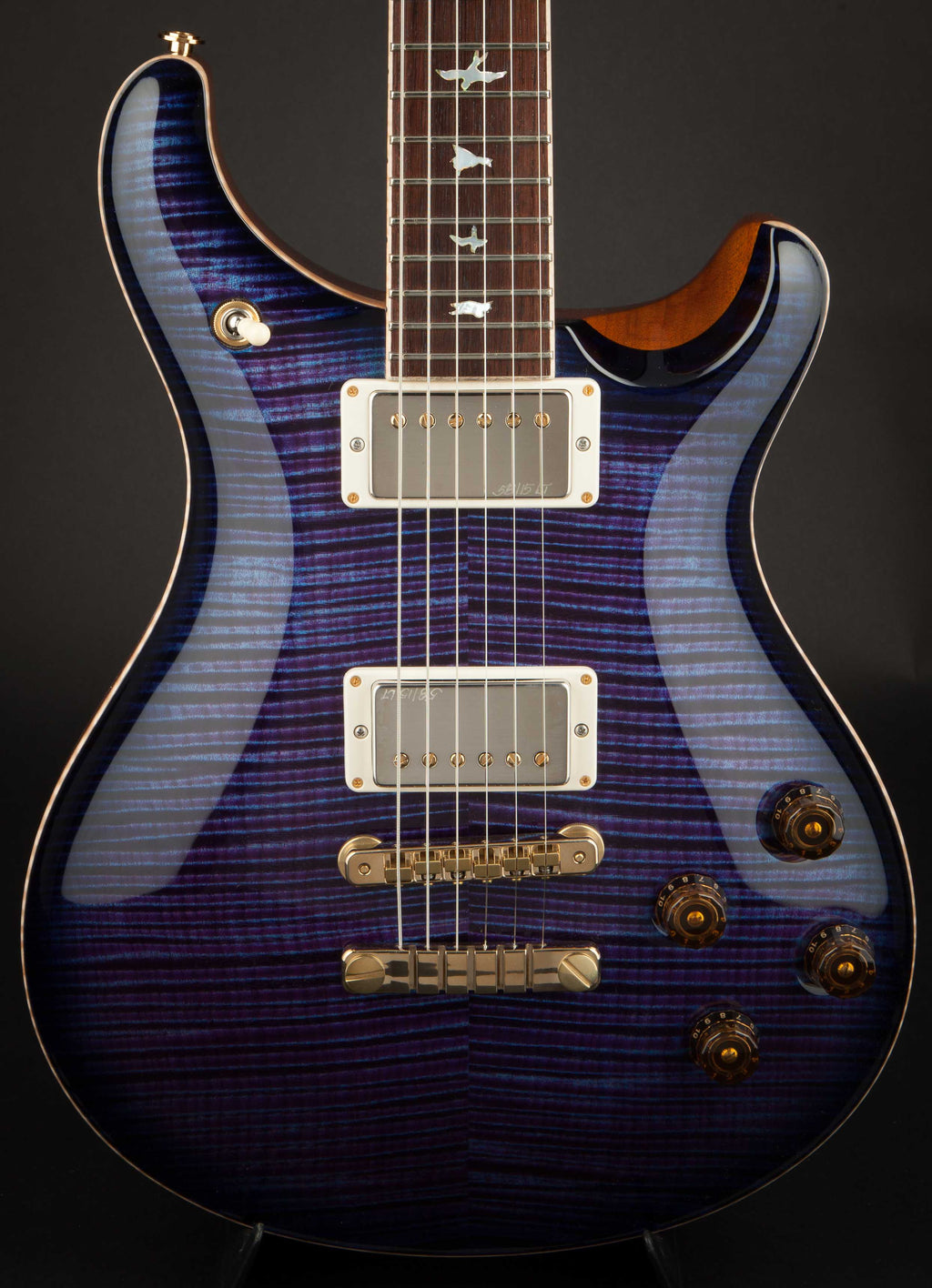 PRS Private Stock McCarty 594 Aqua Violet Smokeburst #6291