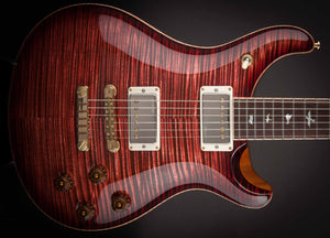 PRS Private Stock McCarty 594 Faded Red Tiger #6293